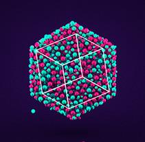 Personal ident bumper. Um projeto de Design, Motion Graphics e 3D de Marc Urtasun         - 22.01.2013