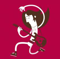 Mercat de la Música. A Illustration project by SOPA Graphics   - 23-01-2013