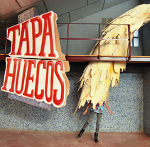 PASTA TAPA HUECOS. A Photograph, Film, Video, TV, Design&Illustration project by jonathan Notario - Jan 29 2013 01:23 PM
