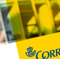 Servicios de Correos. A Editorial Design, and Graphic Design project by Cristina Sáez         - 28.01.2013