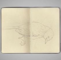 Sketchbook. A Illustration project by Rafa Sánchez Gil         - 01.02.2013