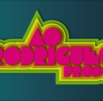 logo  AO RODRIGUES. A Design, Illustration, Installations, and 3D project by adrian balanza blaya - 11-02-2013