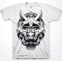 Diseño camiseta propio. Un proyecto de Diseño e Ilustración de adrian balanza blaya - 11-02-2013