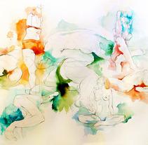 Desnudos. Un proyecto de Ilustración de Ana Maturana - 22-02-2013
