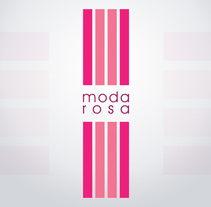 Moda Rosa | Identidad Corporativa. A Design, and Advertising project by Diego Fernando  Prieto Rodriguez - 12-03-2013