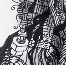 bionic hand. A Illustration project by Enrique Domenech - 25-03-2013