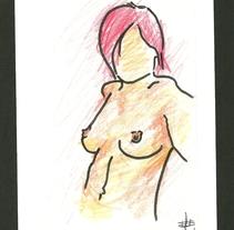 Personal. Un proyecto de Ilustración de Cristina Martínez Fernández         - 10.04.2013