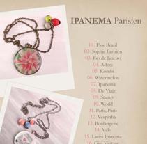 Accesorios: Ipanema Parisien. Un proyecto de Publicidad, Fotografía, Ilustración y Diseño de irene cruz cano - Domingo, 17 de enero de 2016 00:00:00 +0100