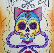 Deadly Love. A Illustration project by Fernando López Tarodo - Apr 18 2013 10:42 PM