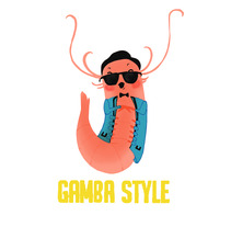 Gamba style. A  project by andrea inwonderland         - 19.04.2013