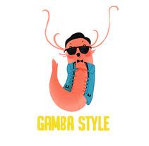Gamba style. Um projeto de  de andrea inwonderland         - 19.04.2013