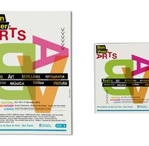Bon Viver Arts. Un proyecto de Diseño de xavi malet mumbrú - 25-04-2013