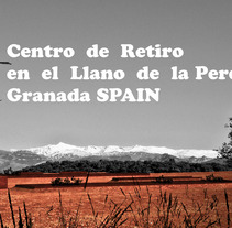 Spiritual Retreat Center at the Llano de la Perdiz. Granada. Spain. A  project by Rocío Romero Rivas - 27-04-2013