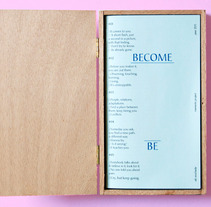 Become. Memento project (Art book).. A Film, Video, TV, and Design project by Víctor Arráez Abad - May 11 2013 09:25 PM