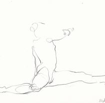 Dibujos del natural.. Un proyecto de Diseño e Ilustración de Ana Maturana - 17-05-2013