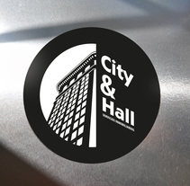 City & Hall. A Design project by Jorge Soriano Millás         - 19.05.2013