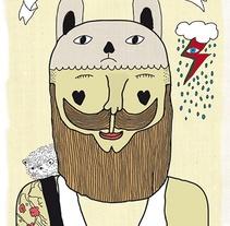 Ilustraciones . Un proyecto de Diseño e Ilustración de Antonio illescas         - 24.05.2013