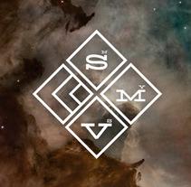 Sistema Solar Identidad Corporativa. Un proyecto de Diseño e Ilustración de Xero Fernández         - 27.05.2013