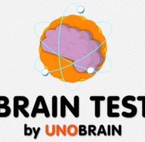 Propuestas App Unobrain. A Design project by Tomas Ruiz Gonzalez         - 28.05.2013