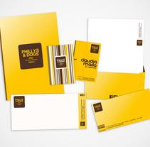 Materiales varios Phillys & Dogs. Un proyecto de Diseño, Ilustración y Publicidad de kevin cordon         - 06.06.2013