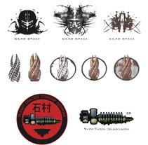 Dead Space varios. Un proyecto de Diseño de Paris Míguez         - 15.06.2013