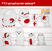 Transformable. Un proyecto de Cine, vídeo y televisión de Herbie Cans - Domingo, 16 de junio de 2013 15:40:46 +0200