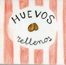 Receta. A Illustration project by Elena Quintana Veci         - 20.06.2013