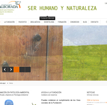 Fundación Alborada. A Design, Advertising, Software Development&IT project by Carlos Cano Santos - Jun 26 2013 02:50 PM