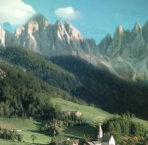 Landscape . Un proyecto de Motion Graphics de Patricia Crego del Val - 27-06-2013