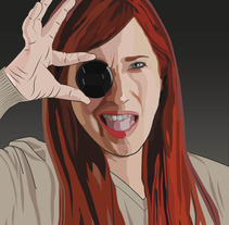 Ilustración para portada. A Illustration project by Cris Merino Garrido         - 22.09.2013