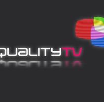 QUALITY TV. A Design project by Gabriel Serrano - 23-09-2013