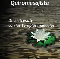 Diseño de tarjeta profesional. A Design, Advertising, and Photograph project by Lucía Butragueño Díaz-Guerra         - 25.09.2013