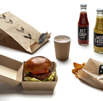 Burger Station. A Design project by nueve  - Sep 28 2013 12:00 AM