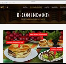 La Marcela. A Design, Software Development, Photograph, and UI / UX project by Alberto Cerutti         - 02.10.2013