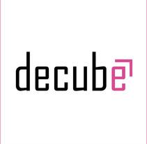 Decube, juego de mesa para diseñadores gráficos. Um projeto de Design e Ilustração de Débora Payá         - 10.10.2013