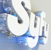 SyFy Billboard. Un proyecto de Diseño, Ilustración, Publicidad, Cine, vídeo, televisión y 3D de Nagaloka         - 11.10.2013