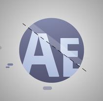 AE. Un proyecto de Motion Graphics de renerene         - 21.10.2013
