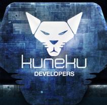 Kuneku: Logo +  web. Un proyecto de Diseño, Publicidad, Desarrollo de software y UI / UX de Juan Monzón - 04-11-2013