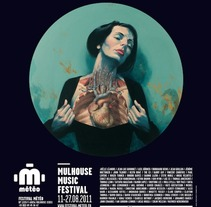 Festival Mulhouse Météo. A Illustration, and Advertising project by Fernando Vicente         - 04.11.2013