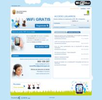 Wifi Burgos. A Software Development project by Daniel Maza Arredondo - 05-11-2013
