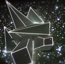 ASTRO // Video Mapping.. Un proyecto de Motion Graphics, Instalaciones, Música y Audio de Tony Raya  - Jueves, 23 de enero de 2014 00:00:00 +0100