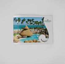 NH Hoteles // Diseño de Folletos. Un proyecto de Diseño de Tony Raya  - Jueves, 23 de enero de 2014 00:00:00 +0100