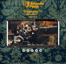 Episodio Piloto. A Film, Video, and TV project by Fernando Diez Colinas  - Nov 14 2013 01:40 PM