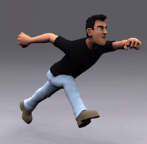 Demo Reel Febrero 2014. A 3D, and Animation project by Juan Gabriel Carreño Novillo         - 09.03.2014