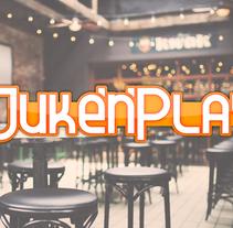 Aplicación Jukenplay. Um projeto de Desenvolvimento de software, UI / UX e Design interativo de Dámaso Suárez         - 22.09.2013