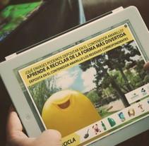 Ecoembes™ Campaign Digital Branding & Web Identity + Browser Game. Um projeto de Publicidade e Desenvolvimento de software de Fran Fernández         - 04.07.2013