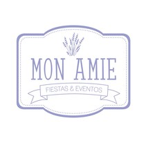MON AMIE EVENTOS. A Design&Illustration project by Sila Rivas Díez - 18-12-2013