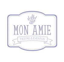 MON AMIE EVENTOS. A Design&Illustration project by Sila Rivas Díez         - 18.12.2013