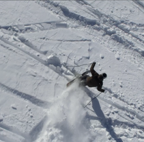 TIGNES SKI EDIT. A Film, Video, and TV project by Jan Lopez Latussek         - 06.01.2014