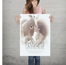 Shakespeare on the Beat. A Design, Advertising, and Photograph project by Gloria  Joven  - May 01 2013 12:00 AM